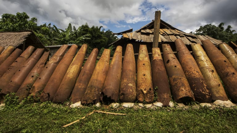 Why Laos Has Been Bombed More Than Any Other Country