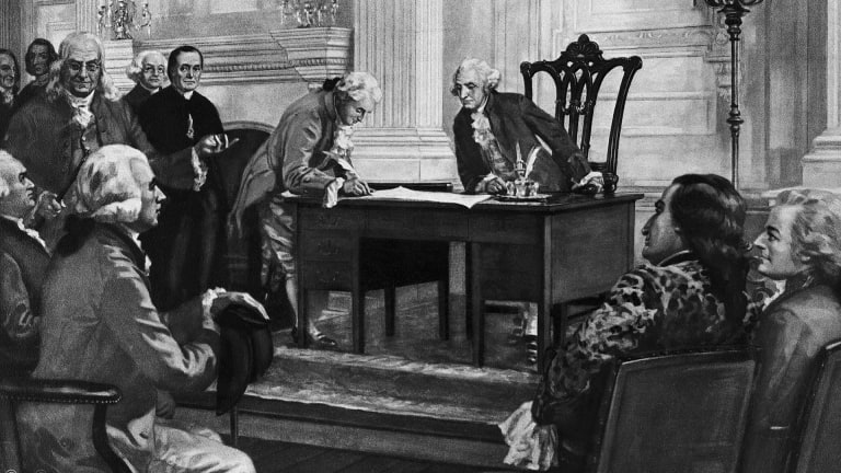 The Founding Fathers Feared Foreign Influence—And Devised Protections Against It