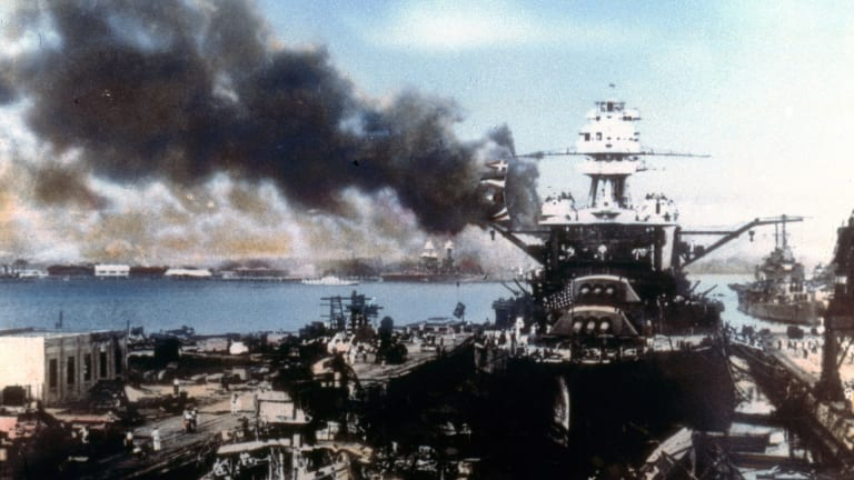 After Pearl Harbor: The Race to Save the U.S. Fleet