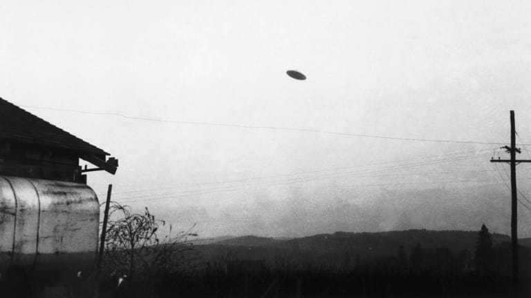 How the CIA Tried to Quell UFO Panic During the Cold War