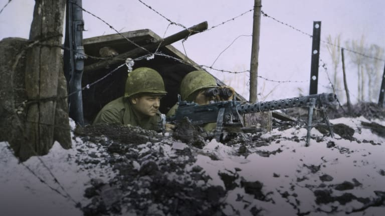 Battle of the Bulge: How American Grit Halted Hitler's Last-Ditch Strike