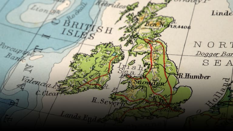 How Scotland, Wales and Northern Ireland Became a Part of the U.K.