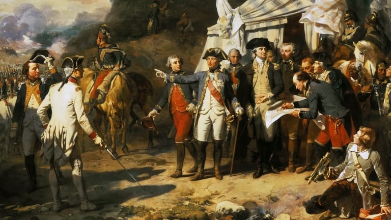 How Alexander Hamilton's Men Surprised the Enemy at the Battle of Yorktown