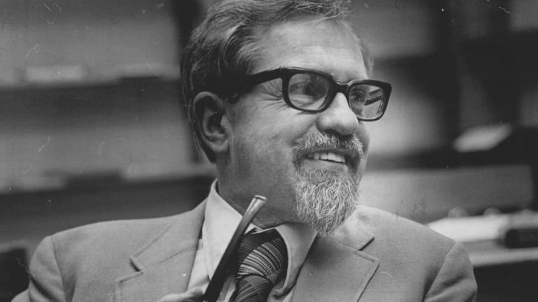 Meet J. Allen Hynek, the Astronomer Who First Classified UFO 'Close Encounters'