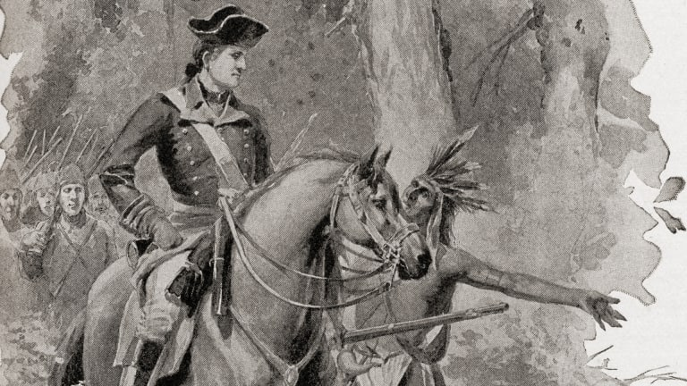 How 22-Year-Old George Washington Inadvertently Sparked a World War