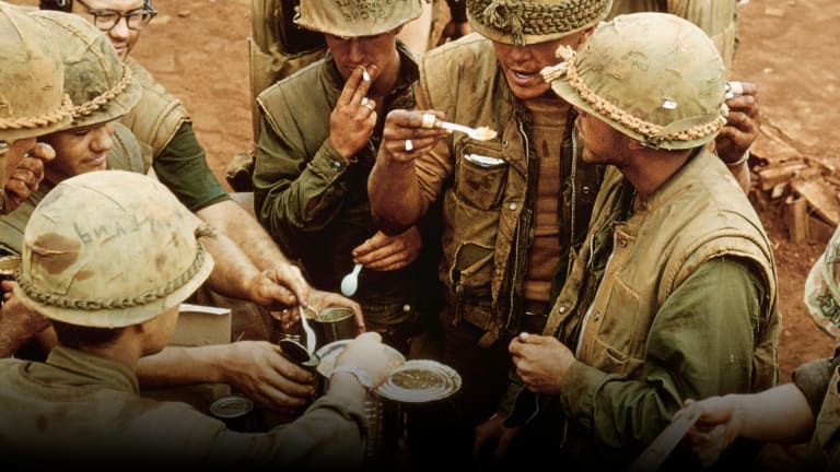 Soldiers' Rations Through History: From Live Hogs to Indestructible MREs