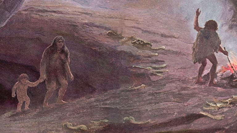 Neanderthals and Humans Were No One Night Stand