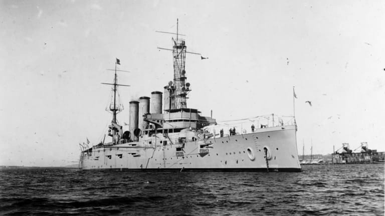 The Only Major U.S. Warship Lost During WWI Sank in NY Waters—Now We Know Why