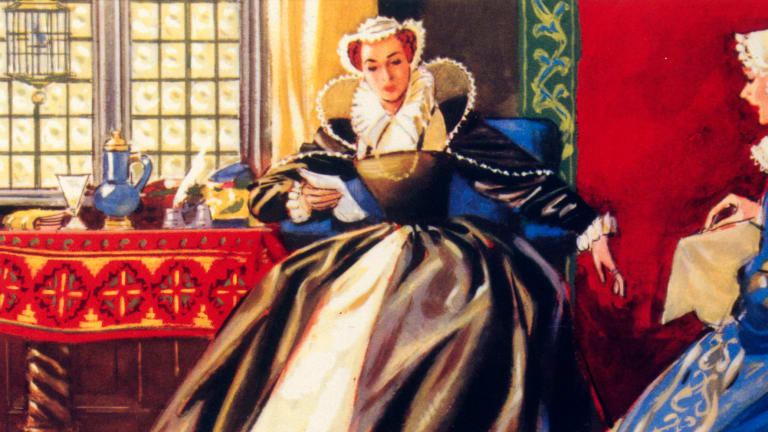 The Salacious Letters That Helped Bring Down Mary, Queen of Scots