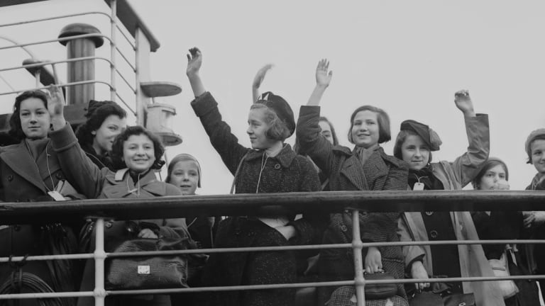 The Heartbreaking WWII Rescue That Saved 10,000 Jewish Children From the Nazis