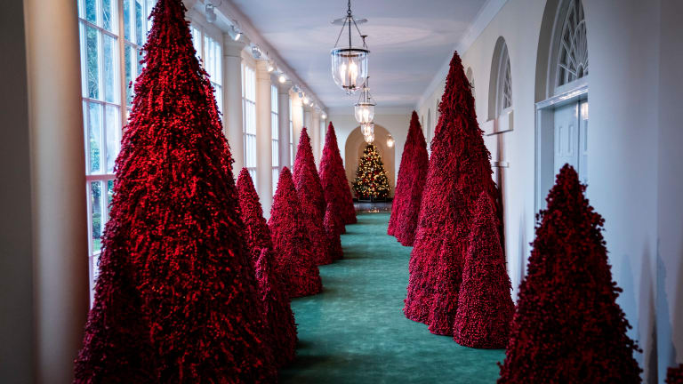Dreaming of a White (House) Christmas: 16 Photos