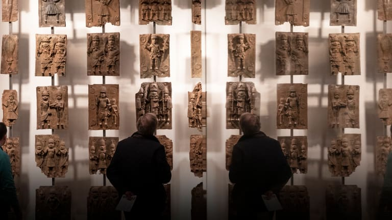 Will the British Museum Ever Return These Stolen Artifacts?