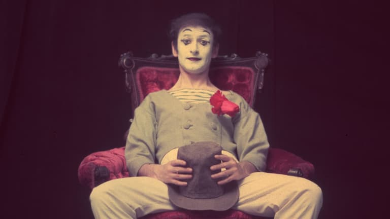 The French Resistance's Secret Weapon? The Mime Marcel Marceau