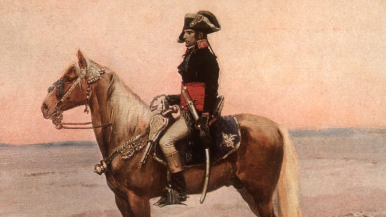 The Personality Traits that Led to Napoleon Bonaparte's Epic Downfall