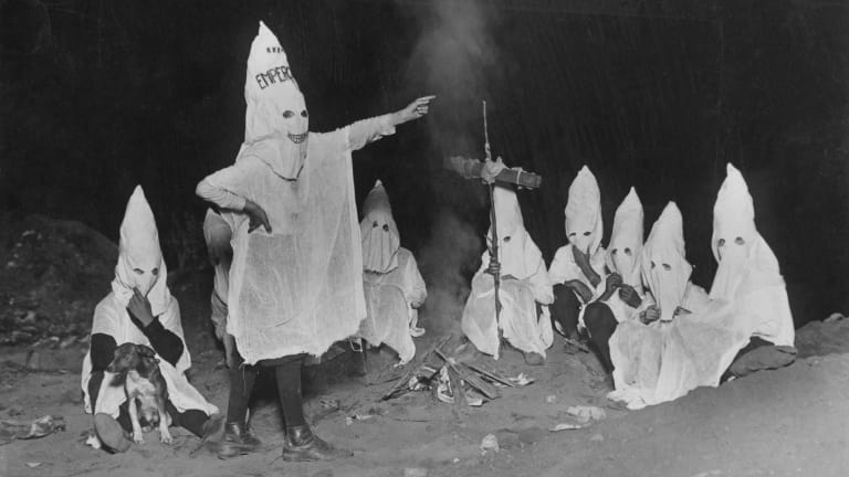 'Ku Klux Kiddies': The KKK's Little-Known Youth Movement