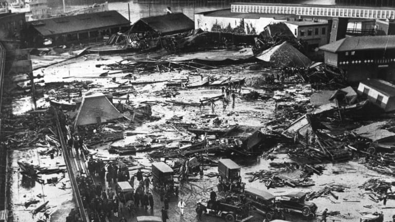 Why the Great Molasses Flood Was So Deadly