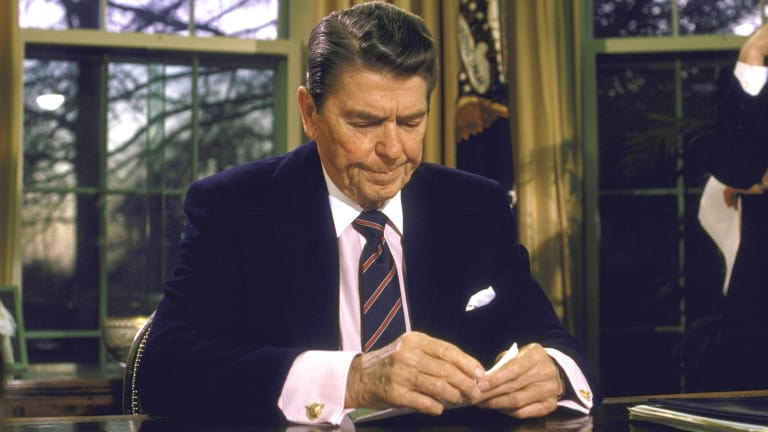 Reagan Delayed the 1986 State of the Union to Mourn the Challenger Disaster