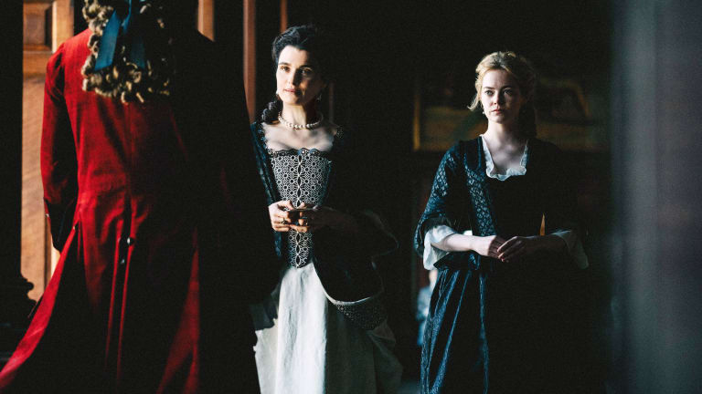 The Real-Life Rivalry That Inspired 'The Favourite'