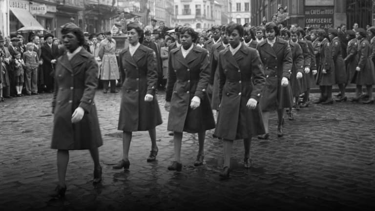 These Black Female Heroes Made Sure U.S. WWII Forces Got Their Mail