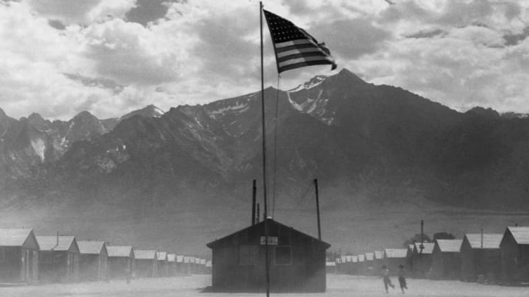 These Photos Show the Harsh Reality of Life in a Japanese-American Internment Camp