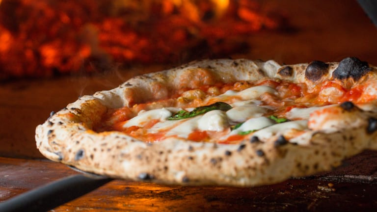 Meet a Long-Lost Father of New York City Pizza