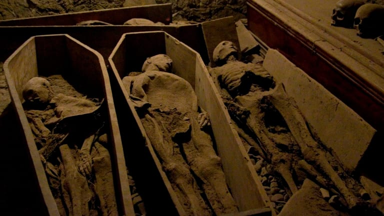 Vandals Decapitate 800-Year-Old Irish Mummy and Steal His Head