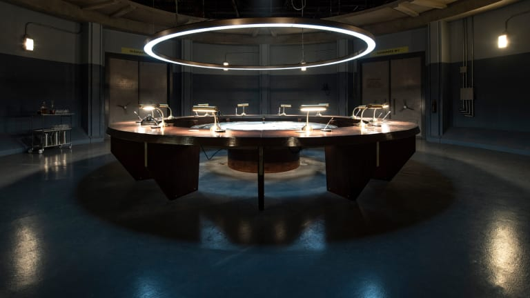 How 'Project Blue Book' Production Designers Evoked the Golden Age of UFOs