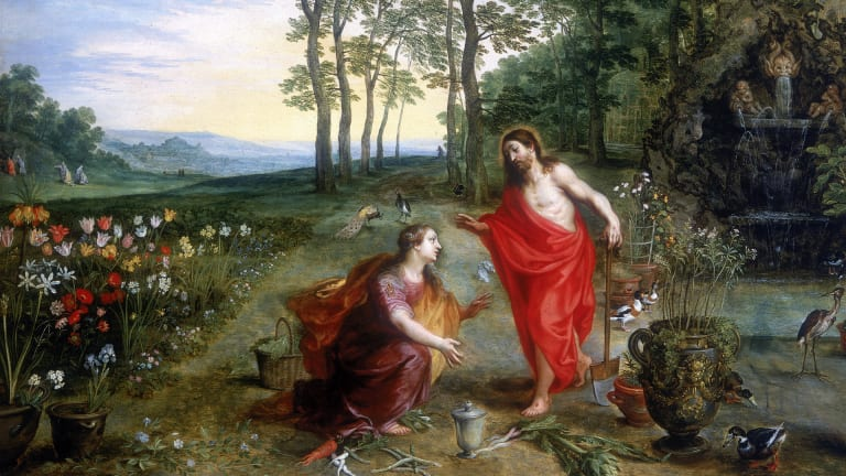 Mary Magdalene: Wife, Prostitute or None of the Above? - HISTORY