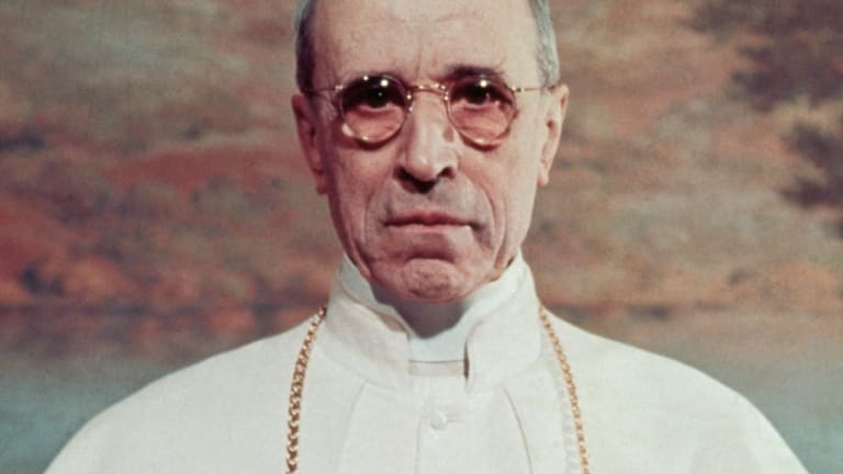 Catholic Church to Open Long-Secret Archives on Pope Pius XII