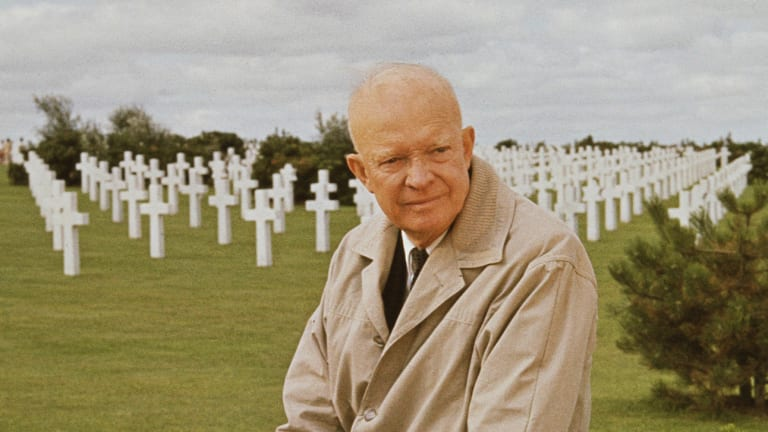 Why Gen. Eisenhower Threatened to Quit Just Before D-Day