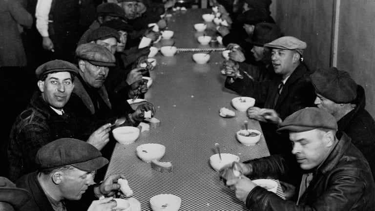 Mobster Al Capone Ran a Soup Kitchen During the Great Depression