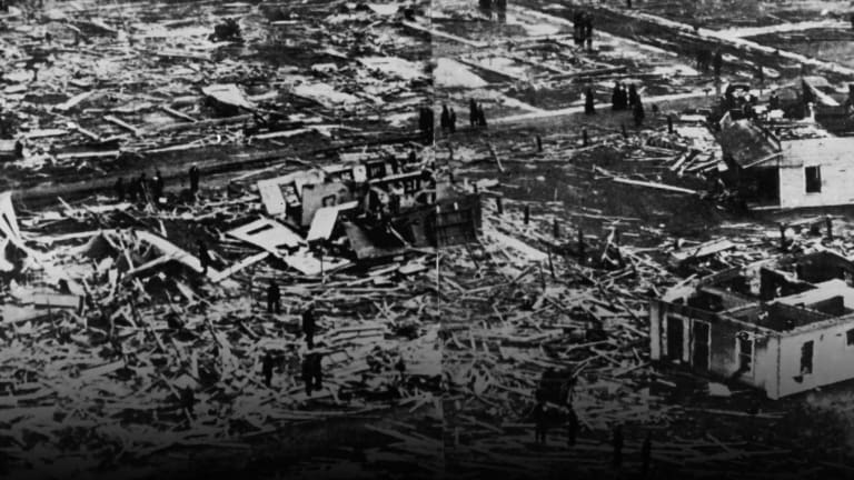 The Deadliest Tornado in U.S. History Blindsided the Midwest in 1925