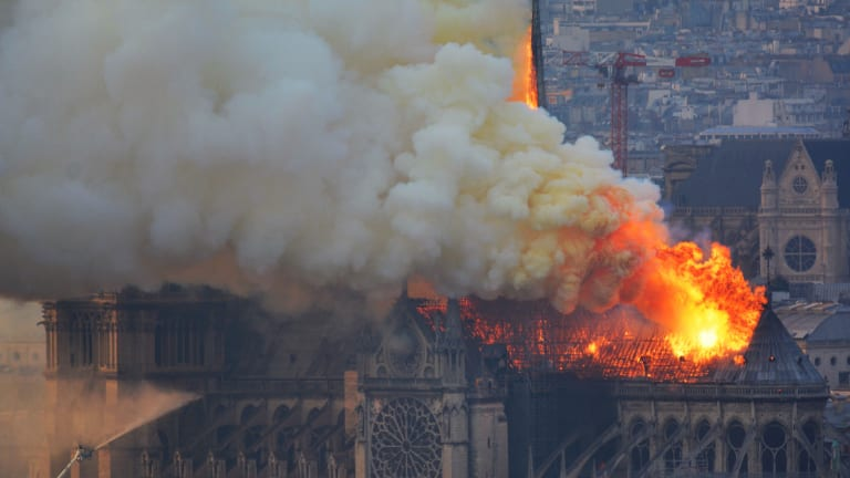 The Notre-Dame Cathedral Was Nearly Destroyed By French Revolutionary Mobs