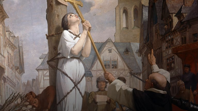 Why Was Joan of Arc Burned at the Stake?