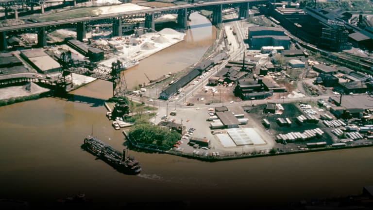 The Shocking River Fire That Fueled the Creation of the EPA