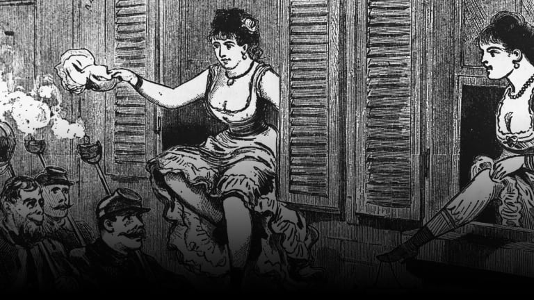 America Flirted with Legalized Prostitution During the Civil War