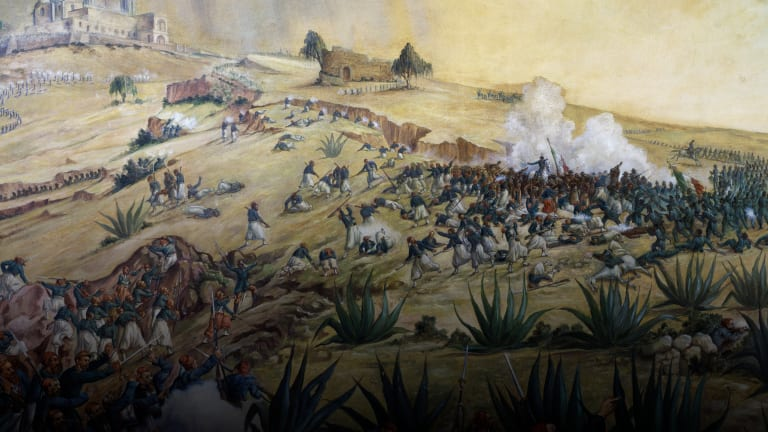 How Cinco de Mayo Helped Prevent a Confederate Victory in the Civil War