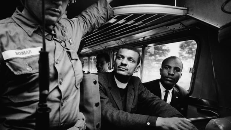 Follow the Freedom Riders' Journey Against Segregation During the Civil Rights Era