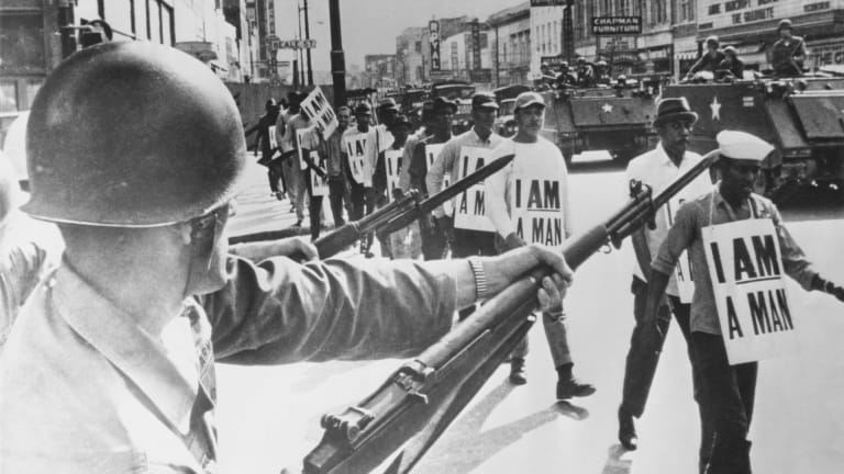 How the 1968 Sanitation Workers' Strike Expanded the Civil Rights Struggle