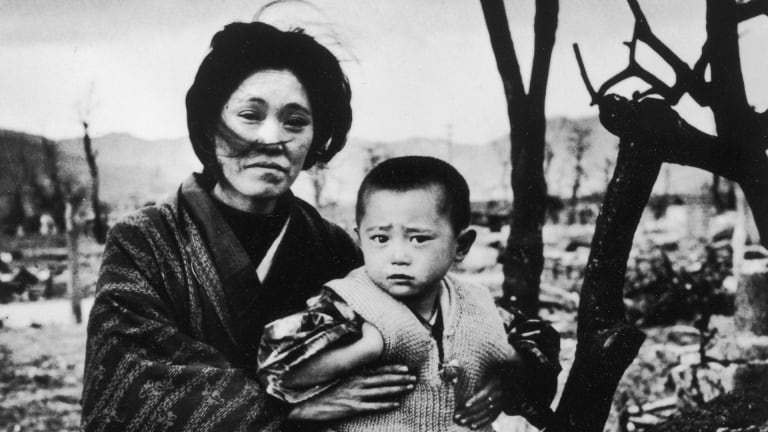 Photos: Hiroshima and Nagasaki, Before and After the Bombs