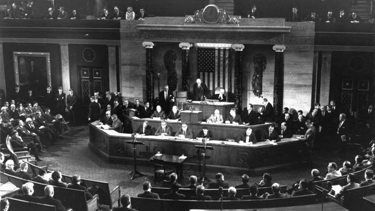 How the Electoral College Was Nearly Abolished in 1970
