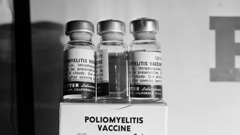 How a New Polio Vaccine Faced Shortages and Setbacks