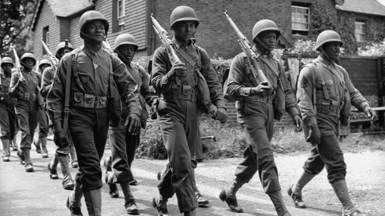 Black Americans Who Served in WWII Faced Segregation Abroad and at Home
