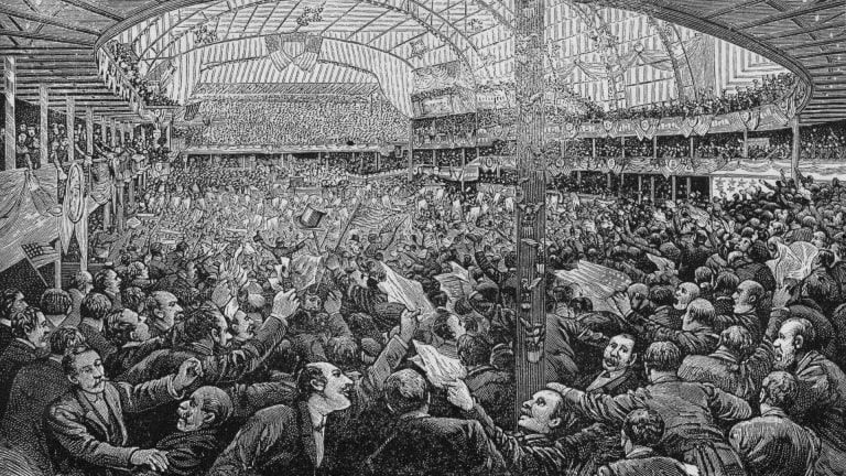 How Political Conventions Began—And Changed