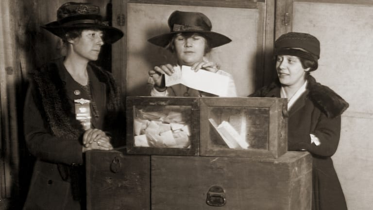 19th Amendment: A Timeline of the Fight for All Women's Right to Vote