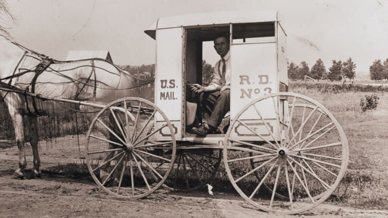 How the US Post Office Has Delivered the Mail Through the Decades
