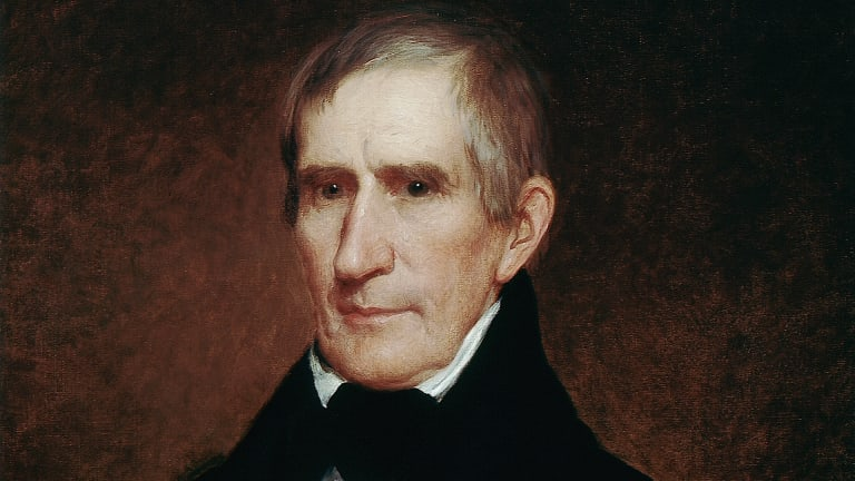 Did William Henry Harrison Really Die From Pneumonia?