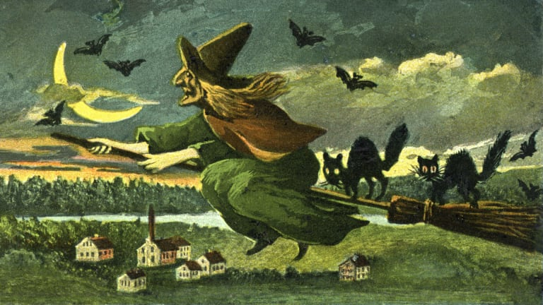 Why Do Witches Ride Brooms? The History Behind the Legend