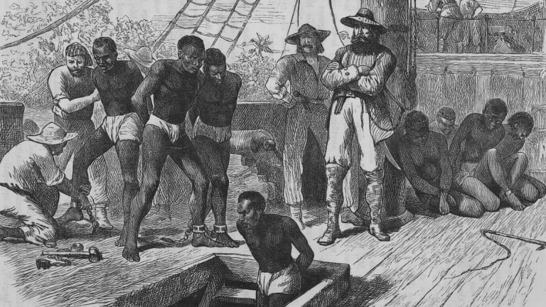 This 1841 Rebellion at Sea Freed More Than 100 Enslaved People
