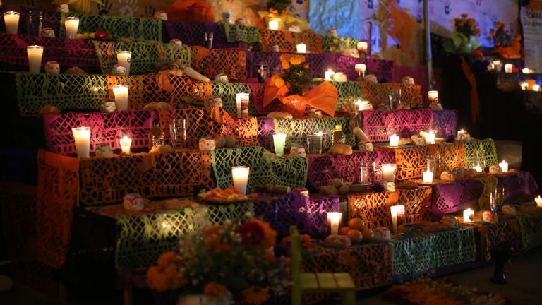 Day of the Dead: How Ancient Traditions Grew Into a Global Holiday